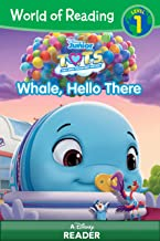 World of Reading:  T.O.T.S. Whale, Hello There (T.O.T.S.: World of Reading, Level 1)