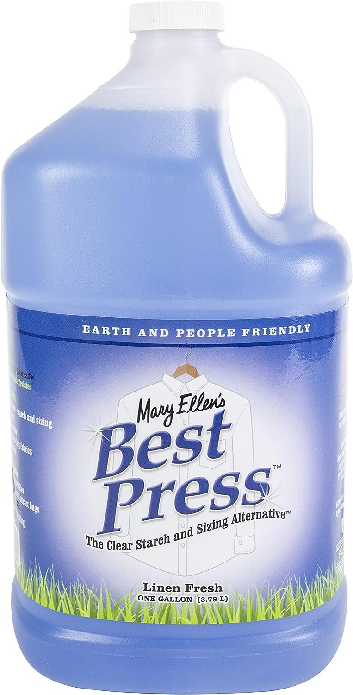 Mary Ellen Products Best Press Refill Almidón Alternativo, Lino-Fresco, Pack de 1