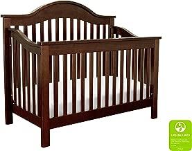 DaVinci Jayden 4-in-1 Convertible Crib, Espresso