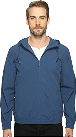 Rogers Hooded Bomber Jacket