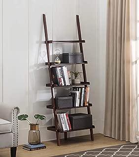2L Lifestyle Bookshelf Ladder, Cherry