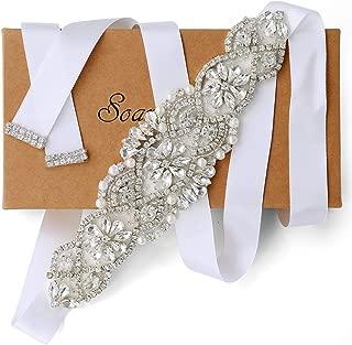 red wedding sash