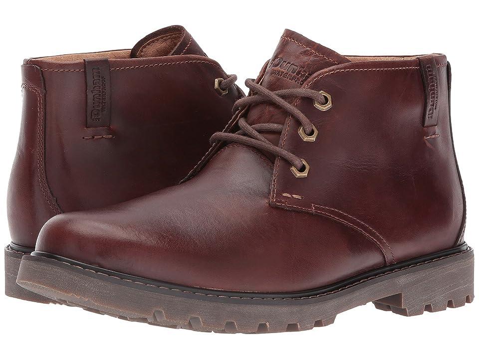 Dunham Royalton Chukka Waterproof (Brown) Men