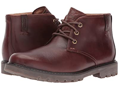 Dunham Royalton Chukka Waterproof (Brown) Men