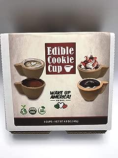 Best edible espresso cups Reviews