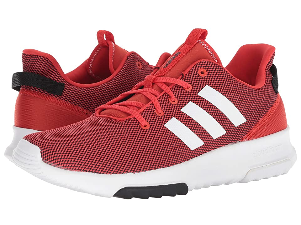 adidas Cloudfoam Racer TR (Scarlet/Footwear White/Core Red) Men