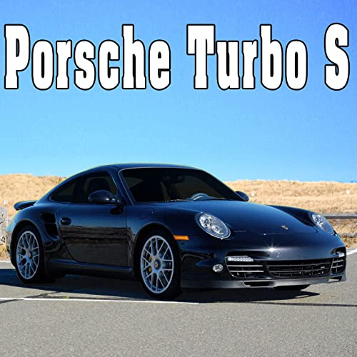 Porsche Turbo S, Interior Perspective: Starts, Engine Idles, Accelerates Slow Continuously,