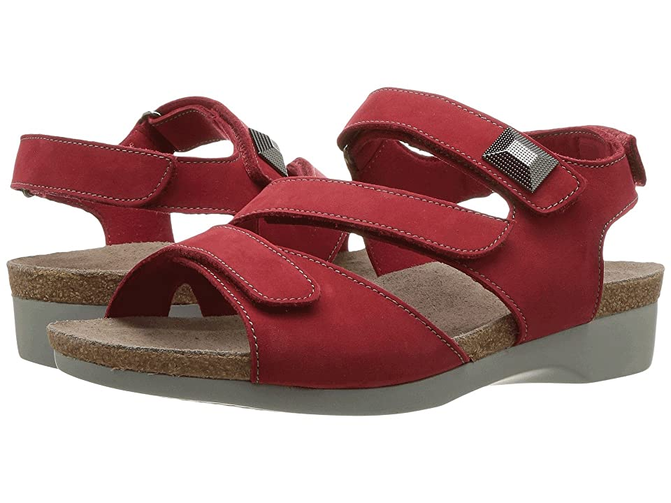 Munro Antila (Red Nubuck) Women