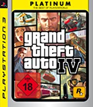 Take-Two Interactive Grand Theft Auto IV Platinum (PS3) - Juego (PlayStation 3, Acción / Aventura, M (Maduro))