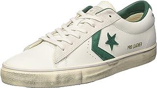 Amazon.it: converse pelle bianche - 42,5 / Sneaker casual ...