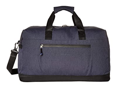 Hedgren Higher Duffel (Dark Blue) Handbags