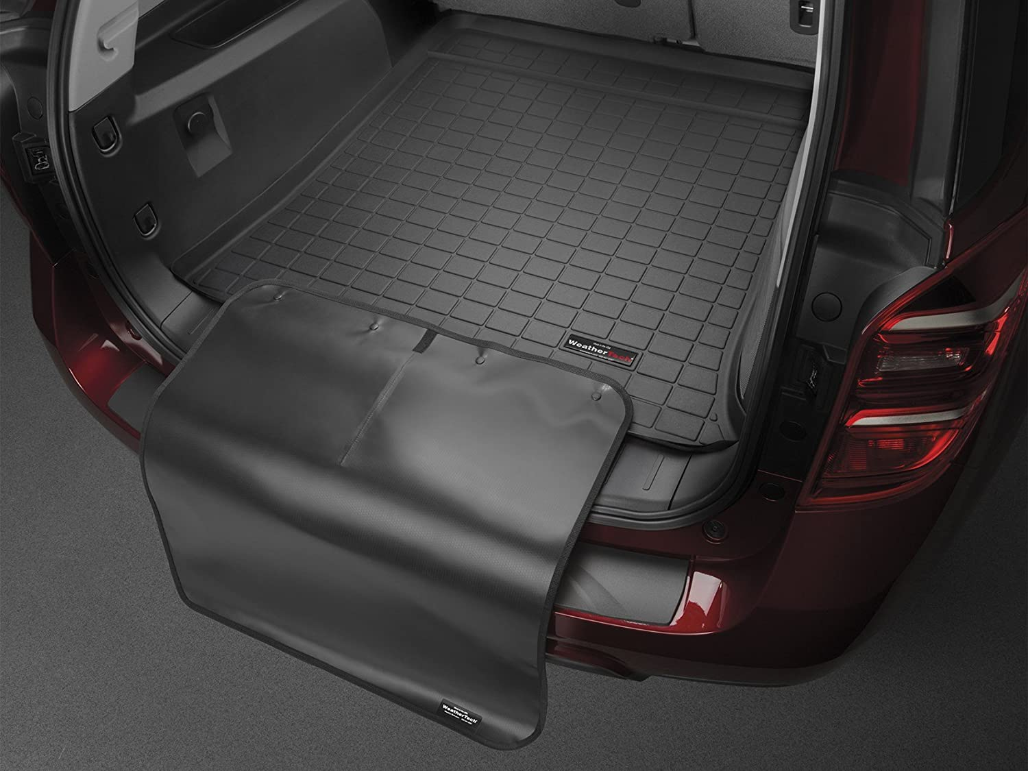 WeatherTech Cargo Trunk Liner with for Protector Max 68% OFF gift Bumper Volkswag