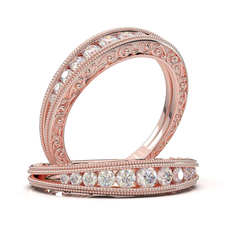 Rose Las Vegas Mall Gold Vintage Filigree Wedding Deco Art Diamond Luxury Mi Band