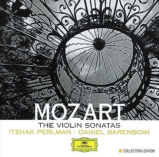 Mozart: Sonata For Piano And Violin In E Flat, K.302 - 2. Rondeau (Andante grazioso)