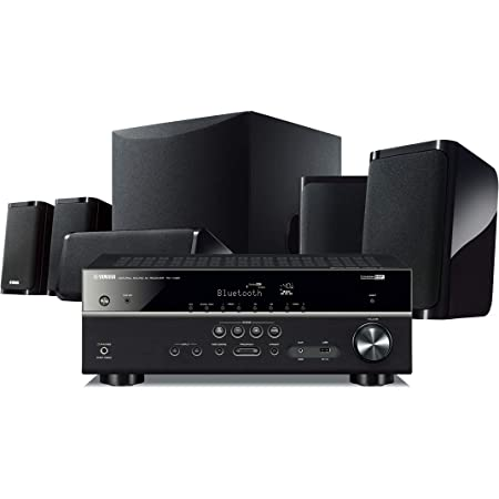 Yamaha YHT-4950U 4K Ultra HD 5.1-Channel Home Theater System with Bluetooth