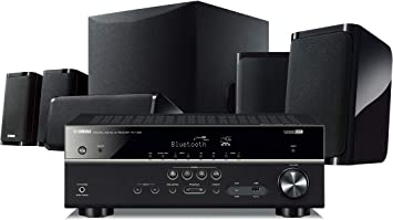 Amazon Com Yamaha Yht 4950u 4k Ultra Hd 5 1 Channel Home Theater System With Bluetooth Electronics