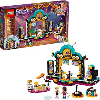LEGO Friends Andrea's talent Show 41368 Building Kit, 2019 (429 Pieces)