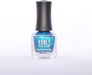 Honey Nail Glam Non-Toxic Nail Polish - Mommy & Me Collection - Sugar Diamond