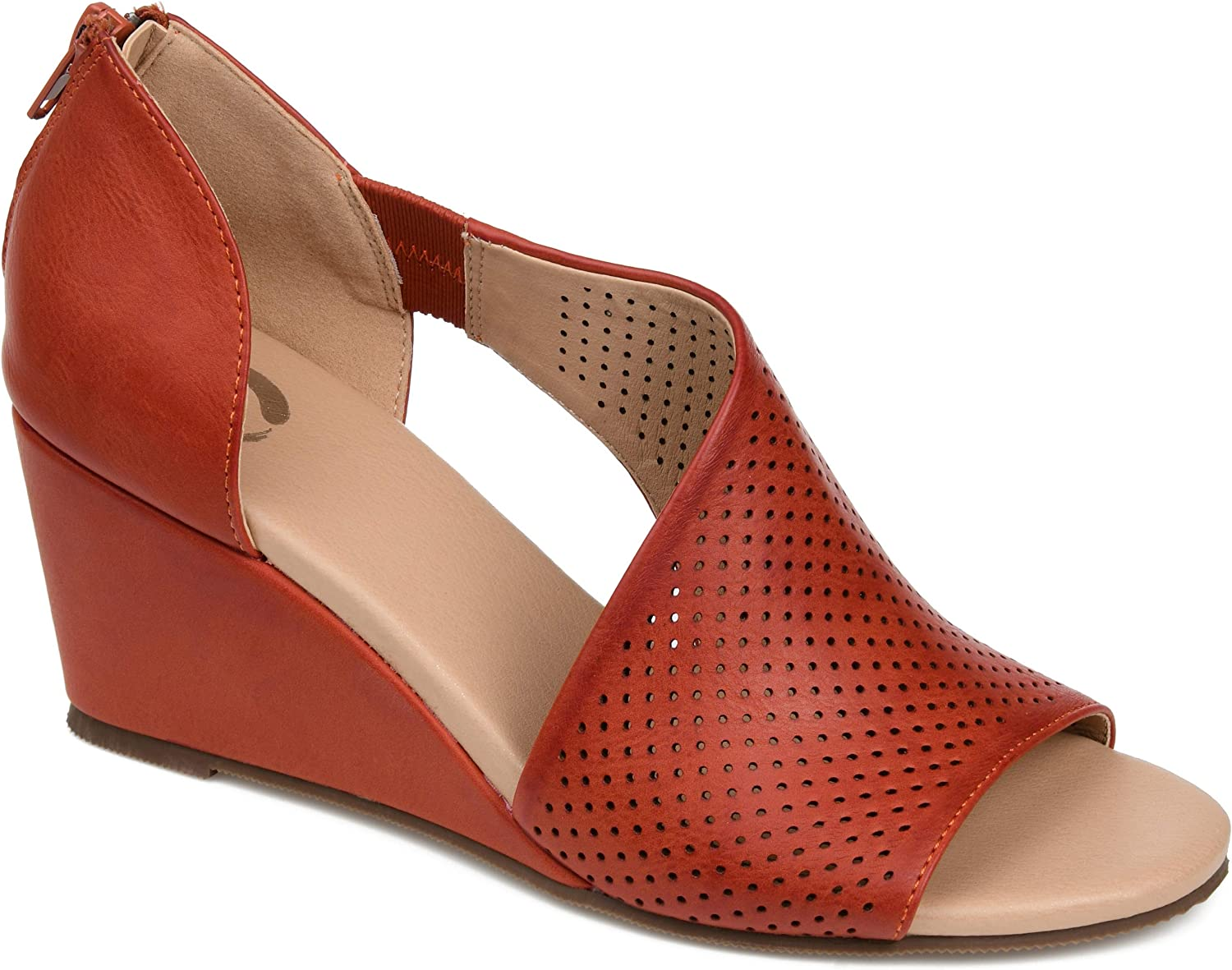 Journee Collection Women's Wedge Aretha low-pricing OFFicial