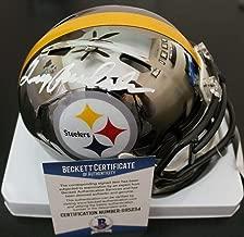 terry bradshaw autographed mini helmet