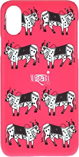 Macmerise IPCIXSPMS1226 Masaba Cow Print - Pro Case for iPhone XS - Multicolor (Pack of1)
