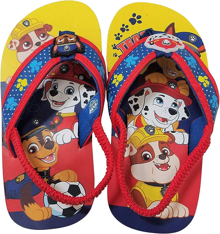 Paw Patrol Boys Flip Flops