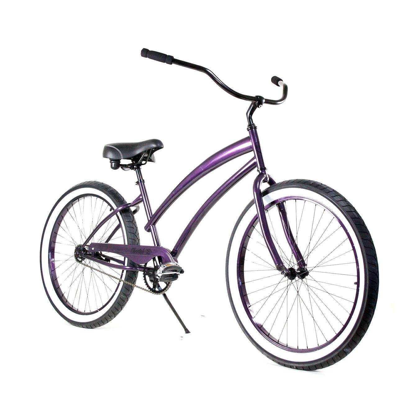 国競うくちばしZycle Fix 26?cmバイクチーターモデルレディース自転車?–?パープル