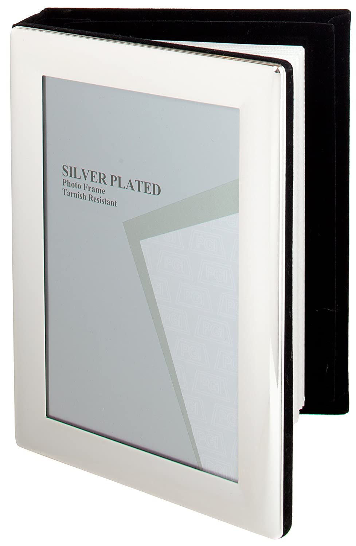 Viceni Photo Album, 4 by 6-Inch, Silver