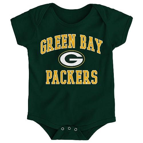 37572b14795 Outerstuff NFL Unisex-Baby Newborn   Infant City Wide Short Sleeve Bodysuit