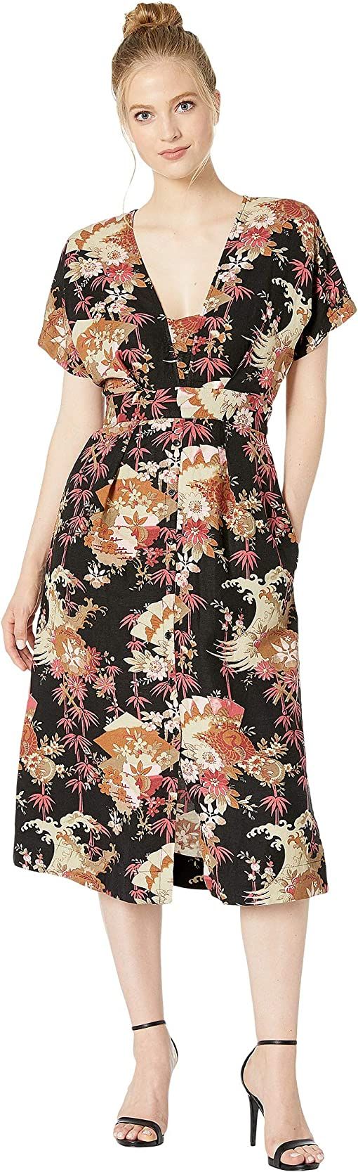 Bamboo Floral
