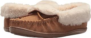 women's tabby folded trapper slipper