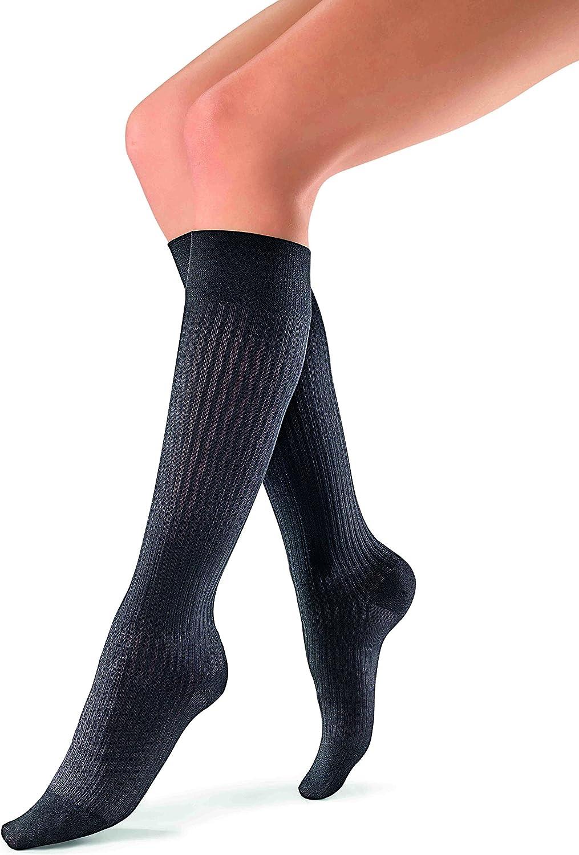 JOBST soSoft Knee High Compression B Socks Ribbed 20-30 Max 54% OFF mmHg Year-end annual account