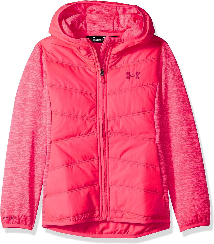 Under Armour Girls' ColdGear Minaret Vista Hybrid Jacket