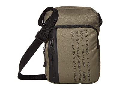 Nike Tech Small Items (Medium Olive/Black/Black) Bags