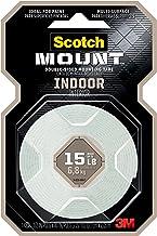 Scotch Indoor Mounting Tape (1.27cm x 1.9m)