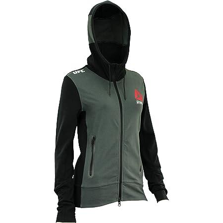 Reebok womens Ufc Full-zip Hoodie