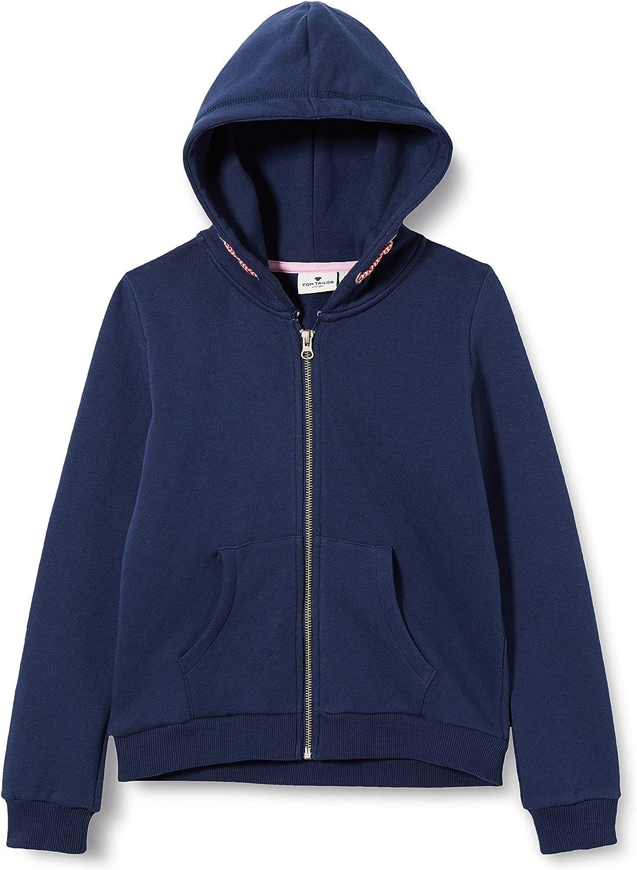 TOM TAILOR Girls Sweatjacke Pullover Sweater