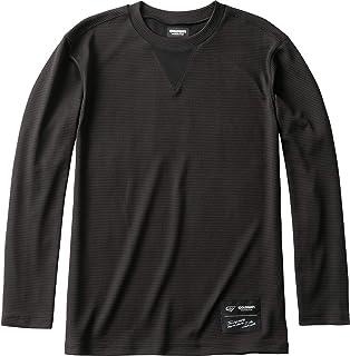 ゴールドウイン SoCool ロングTシャツ ブラック K L GSM24003