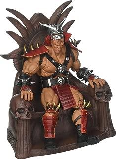 Storm Collectibles Mortal Kombat Shao Kahn Action Figure
