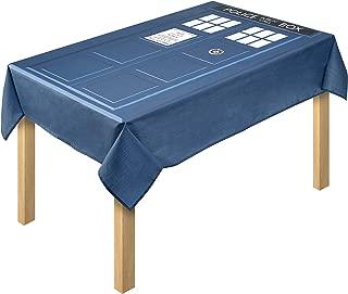Underground Toys Doctor Who Tardis Tablecloth