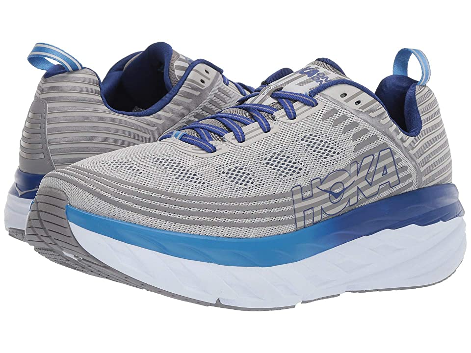 Hoka One One Bondi 6 (Vapor Blue/Frost Gray) Men's Running Shoes