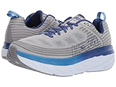 Hoka One One Bondi 6 (Vapor Blue/Frost Gray) Men