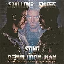 Best demolition man soundtrack Reviews