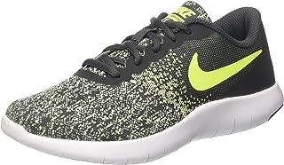 Nike Kids Flex Contact (GS) Anthracite Volt Barely Volt Size 5