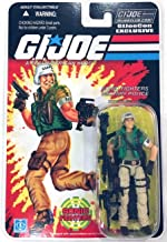 JoeCon 2018 GI Joe Convention Exclusive Sonic Fighters Law Military Police 3 3/4 Inch Action Figure