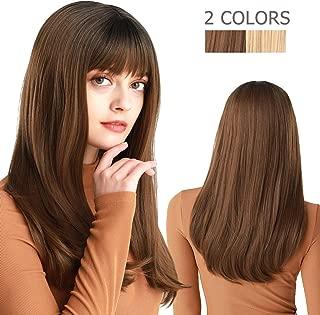 Best long straight brown hair Reviews