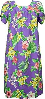 Women's Lahaina Garden Muumuu Dress
