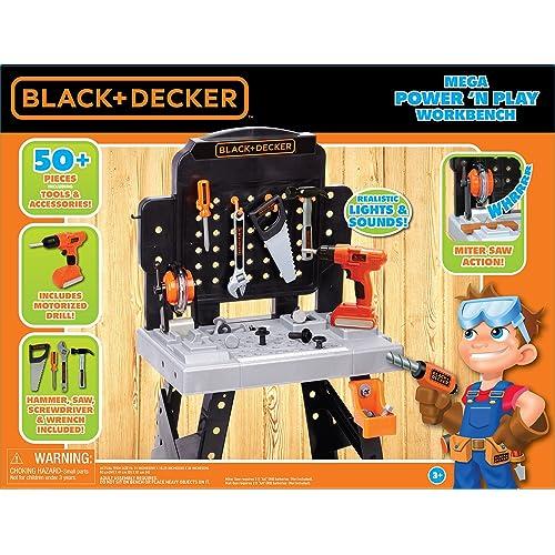 Kids Work Bench Amazon Com