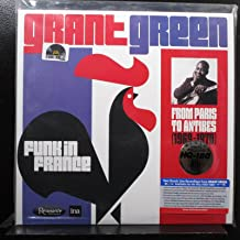 Grant Green- Funk In France: From Paris to Antibes 1969-1970 RSD18