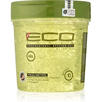Ecoco Eco Style Gel - Olive Oil 24 Oz